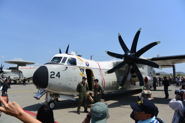 C-2A 艦上輸送機 グレイハウンド.JPG